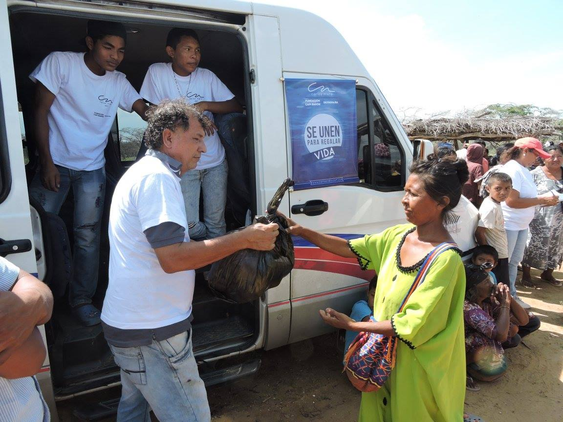 Carlos Nieto Comprometido con la Guajira